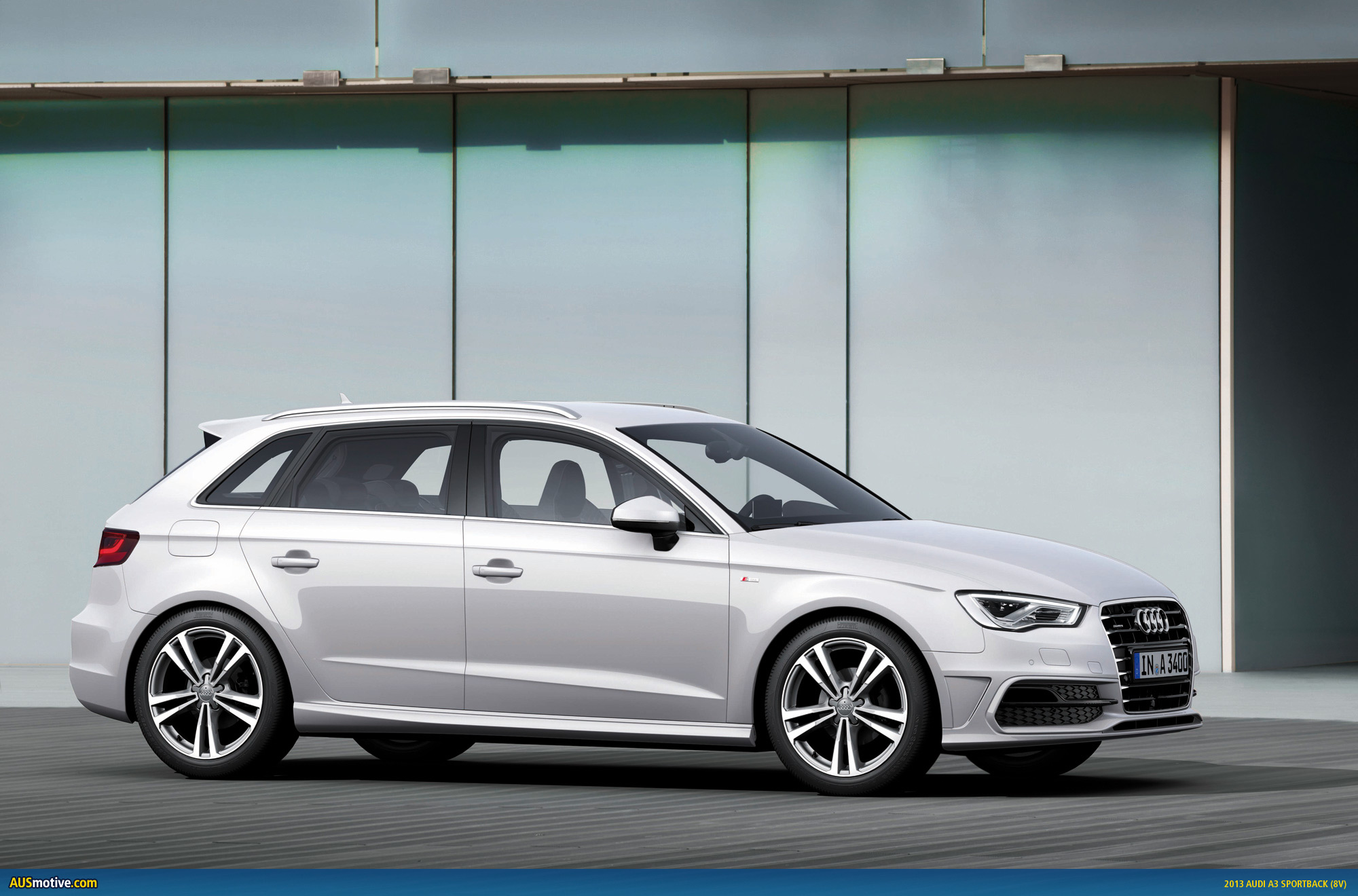 Ausmotive Com 187 2013 Audi A3 Sportback In Detail