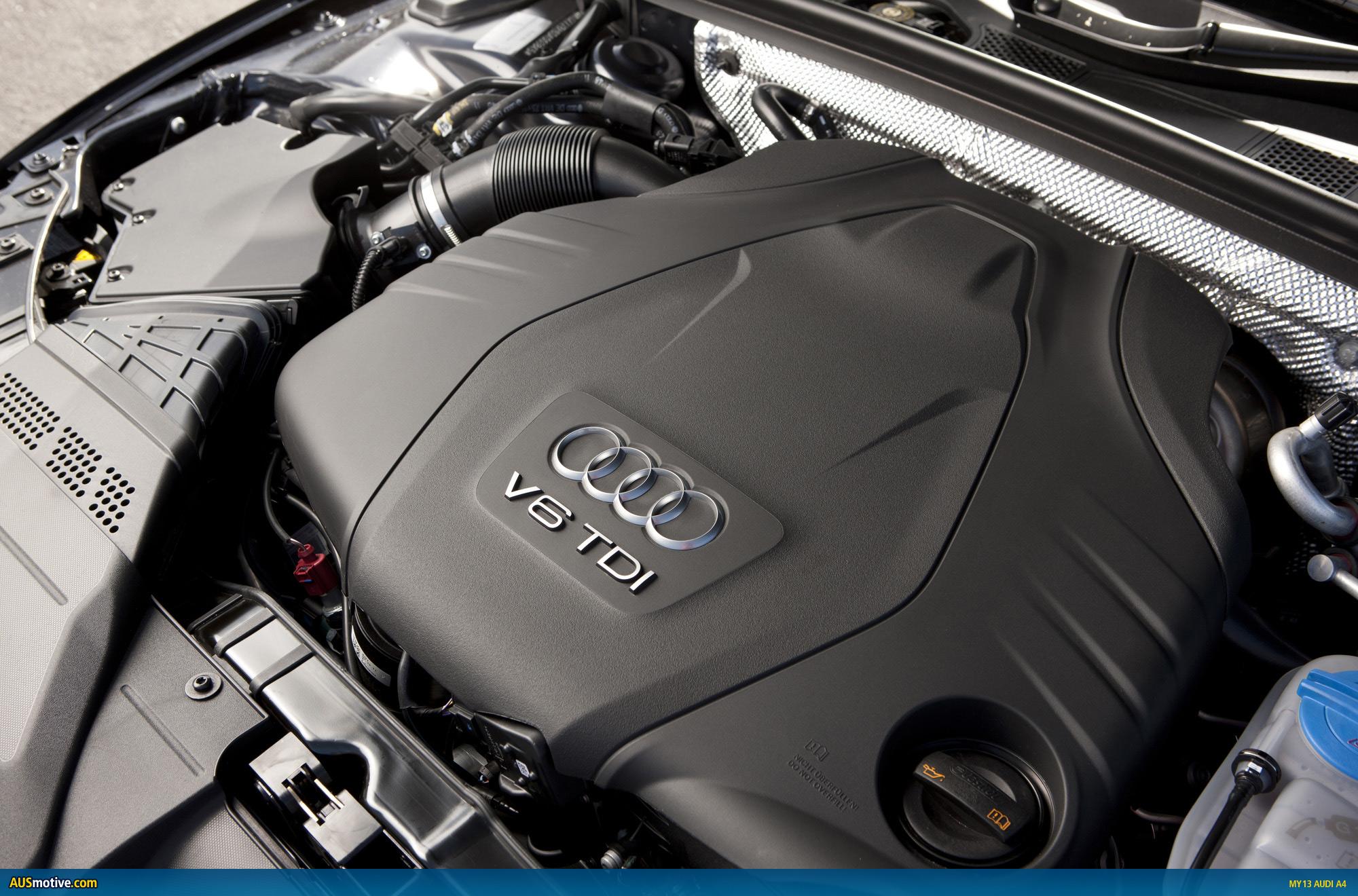 Ausmotivecom My13 Audi A4s4 Australian Pricing Specs