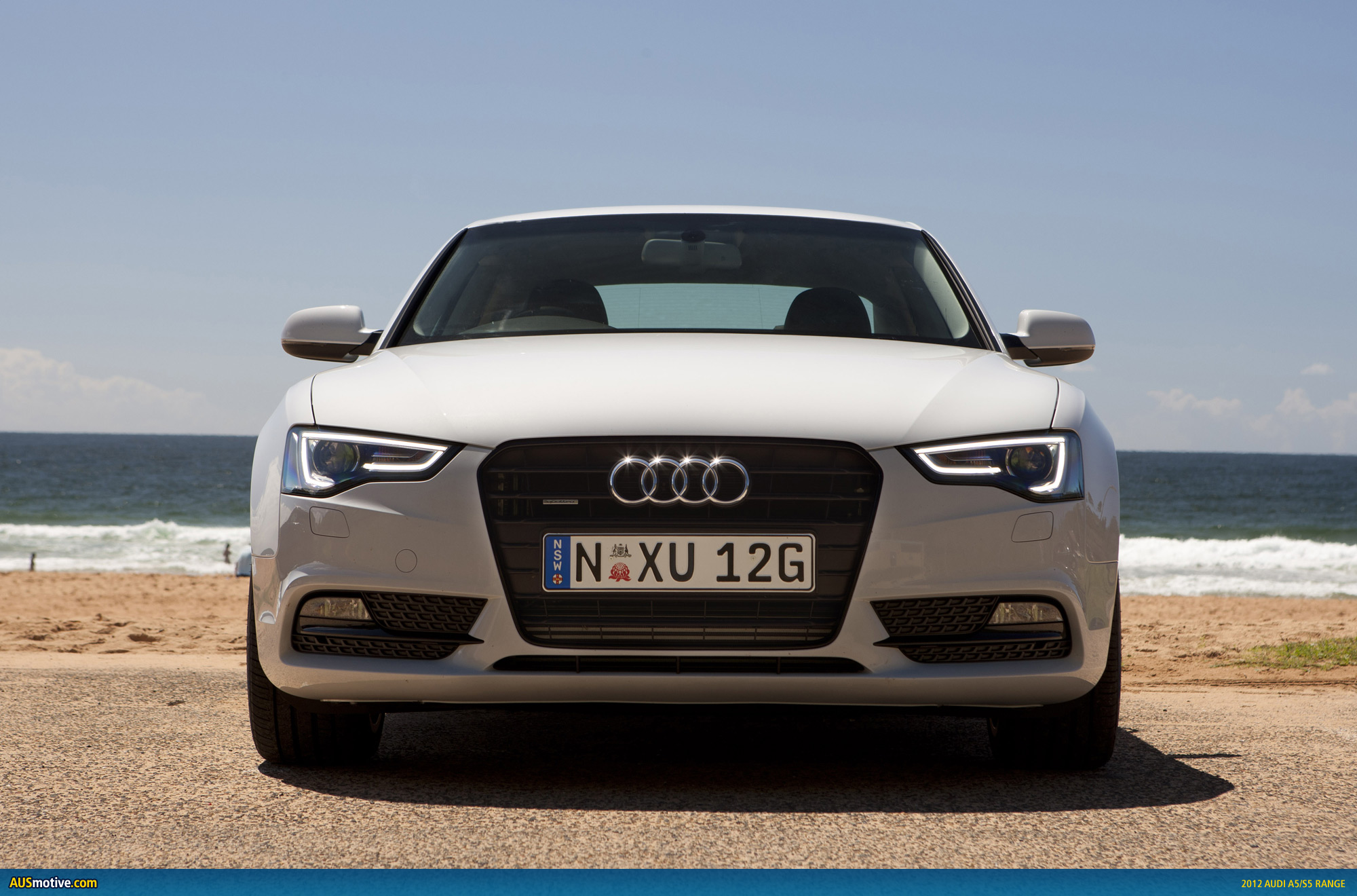 Ausmotive Com Updated Audi A5 S5 Range Now On Sale In Australia