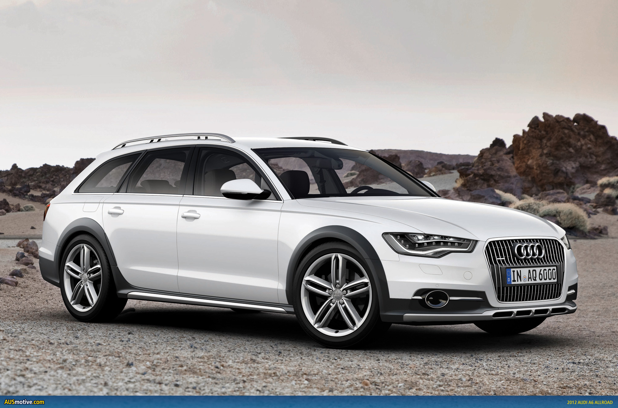 Ausmotive Com 187 2012 Audi A6 Allroad Revealed