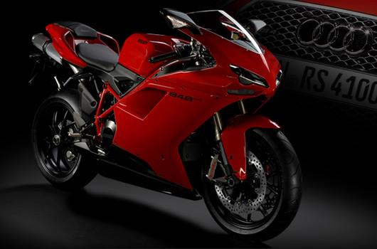 Audi rumoured to buy Ducati