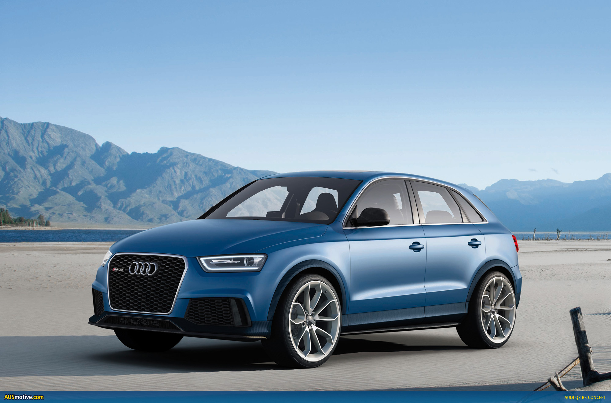 AUSmotive.com » Audi RS Q3 Concept Revealed