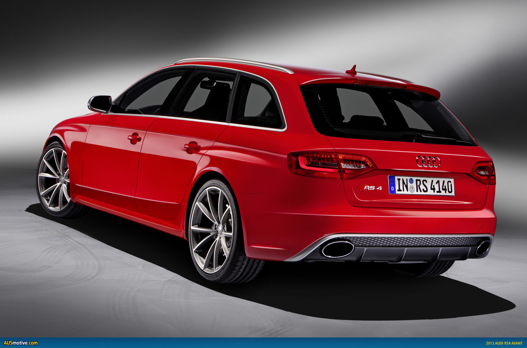 Ausmotive Com 187 Official 2013 Audi Rs4 Avant Revealed