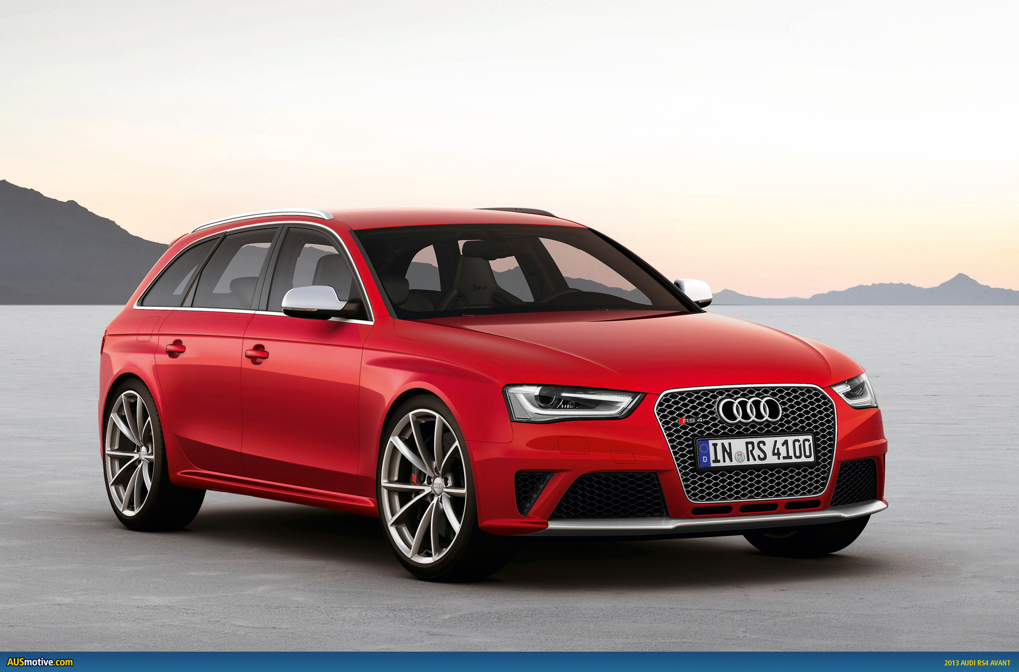 Ausmotive Com 187 2013 Audi Rs4 Avant In Detail