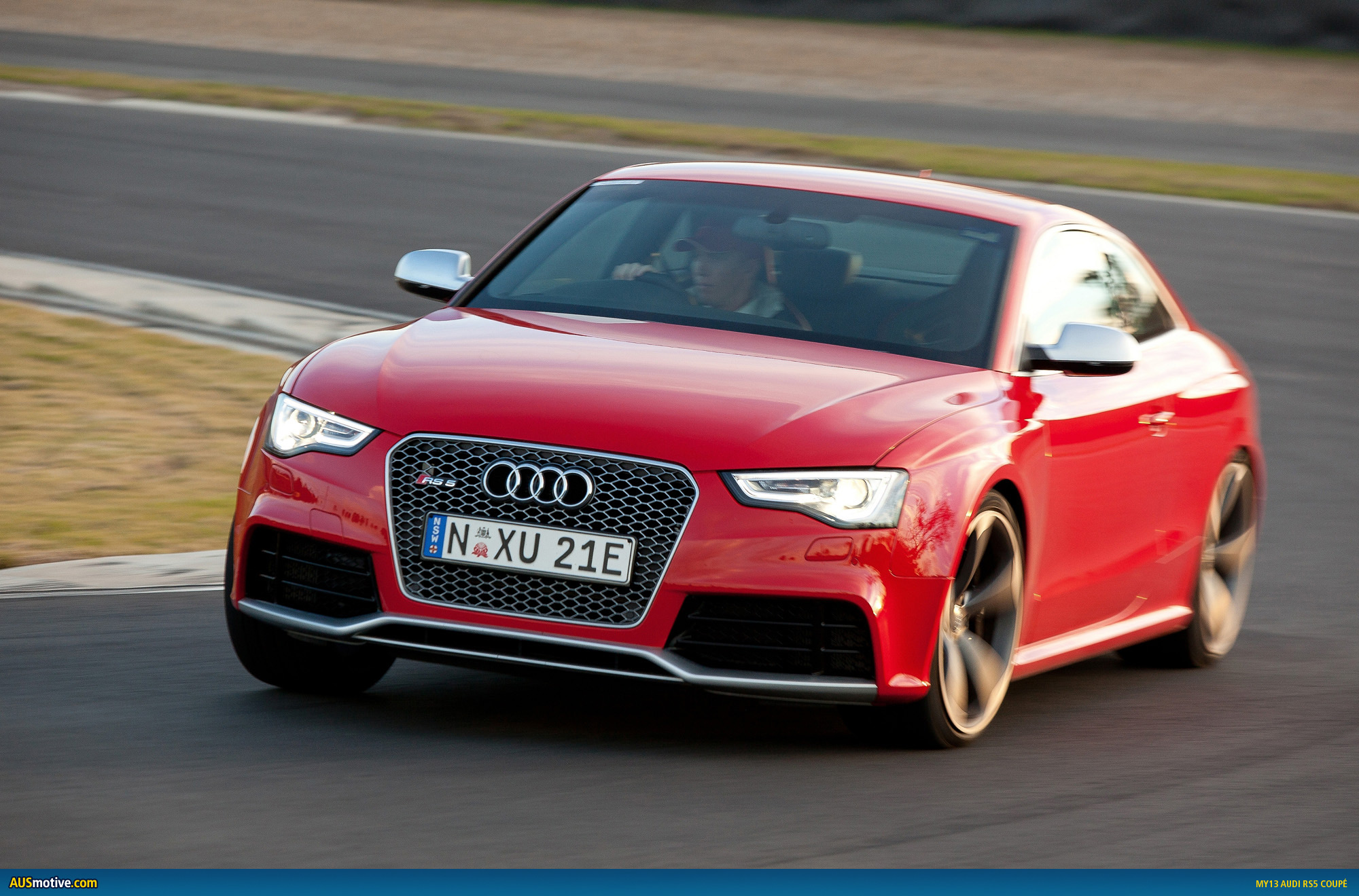 Next-gen Audi RS5 to boast 475hp twin-turbo V6