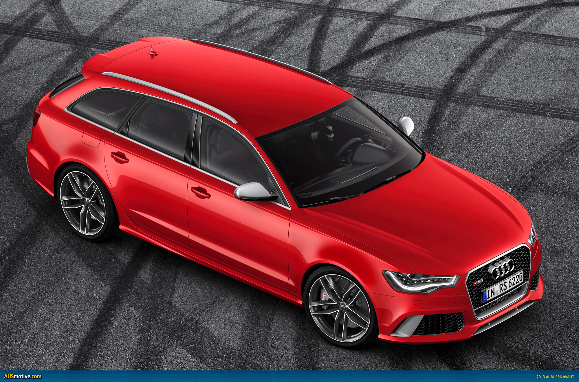 Ausmotive Com 187 2013 Audi Rs6 Avant Officially Revealed