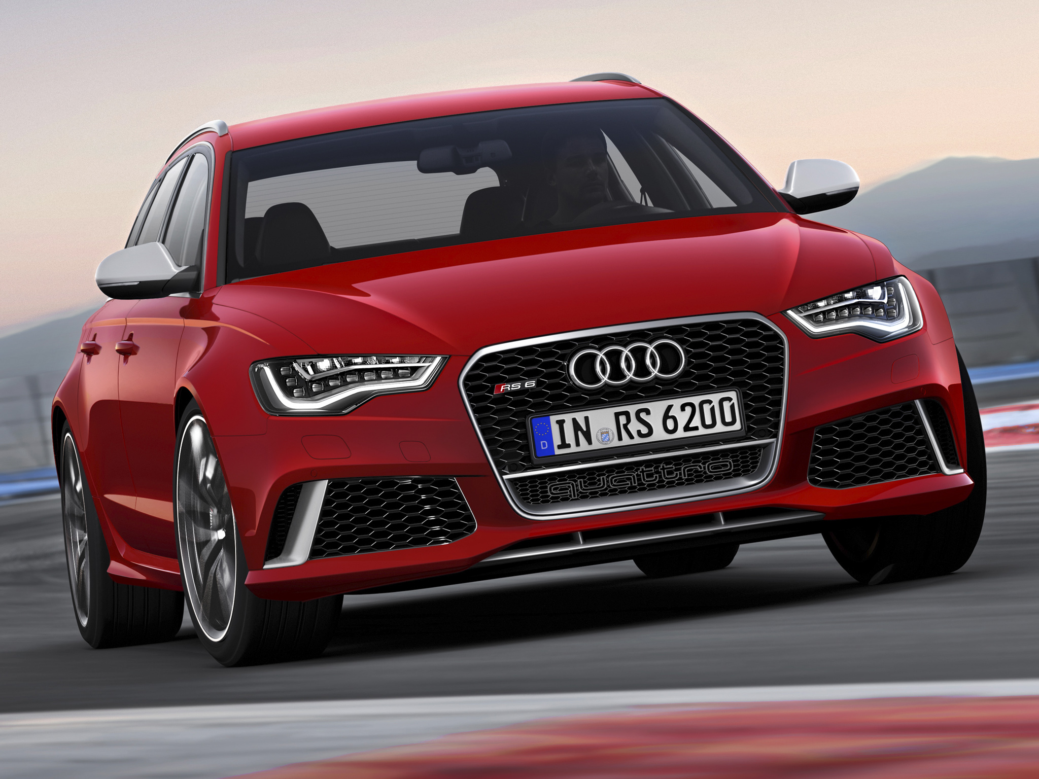 Ausmotive Com 187 2013 Audi Rs6 Avant Gets Unexpected Unveiling
