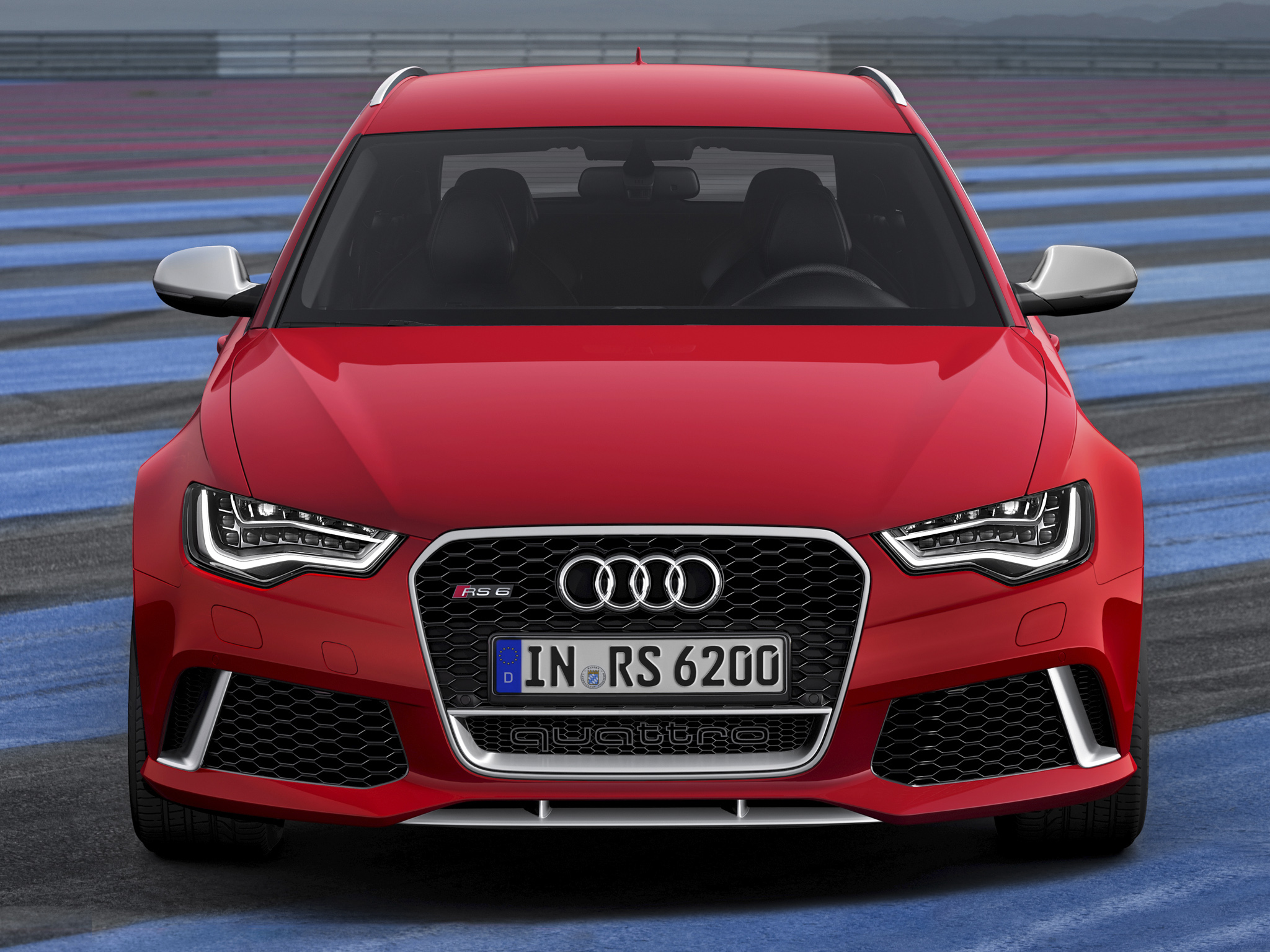 2013 audi rs6 avant gets unexpected unveiling. Black Bedroom Furniture Sets. Home Design Ideas