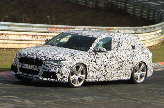 New Audi RS6 to boast more power than rivals - Ausmotive.com