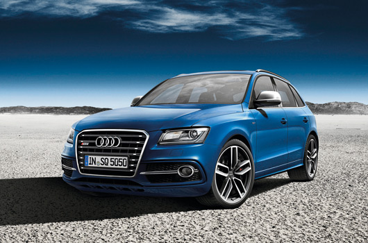 SQ5 TDI Audi exclusive