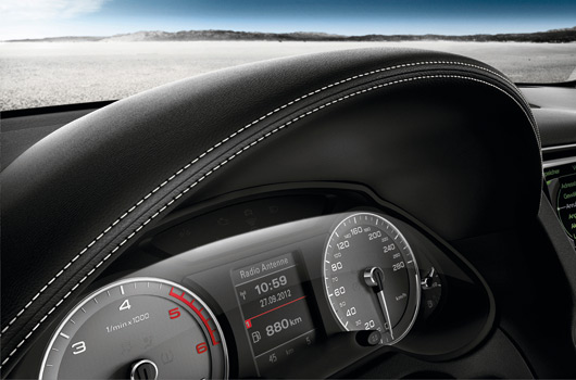 SQ5 TDI Audi exclusive concept in Paris