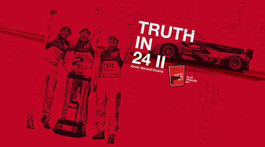 Le Mans 2011 film Truth in 24 II