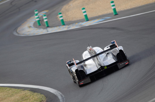 Audi R18 TDI at 2011 24h of Le Mans