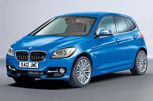 BMW 1 Series GT
