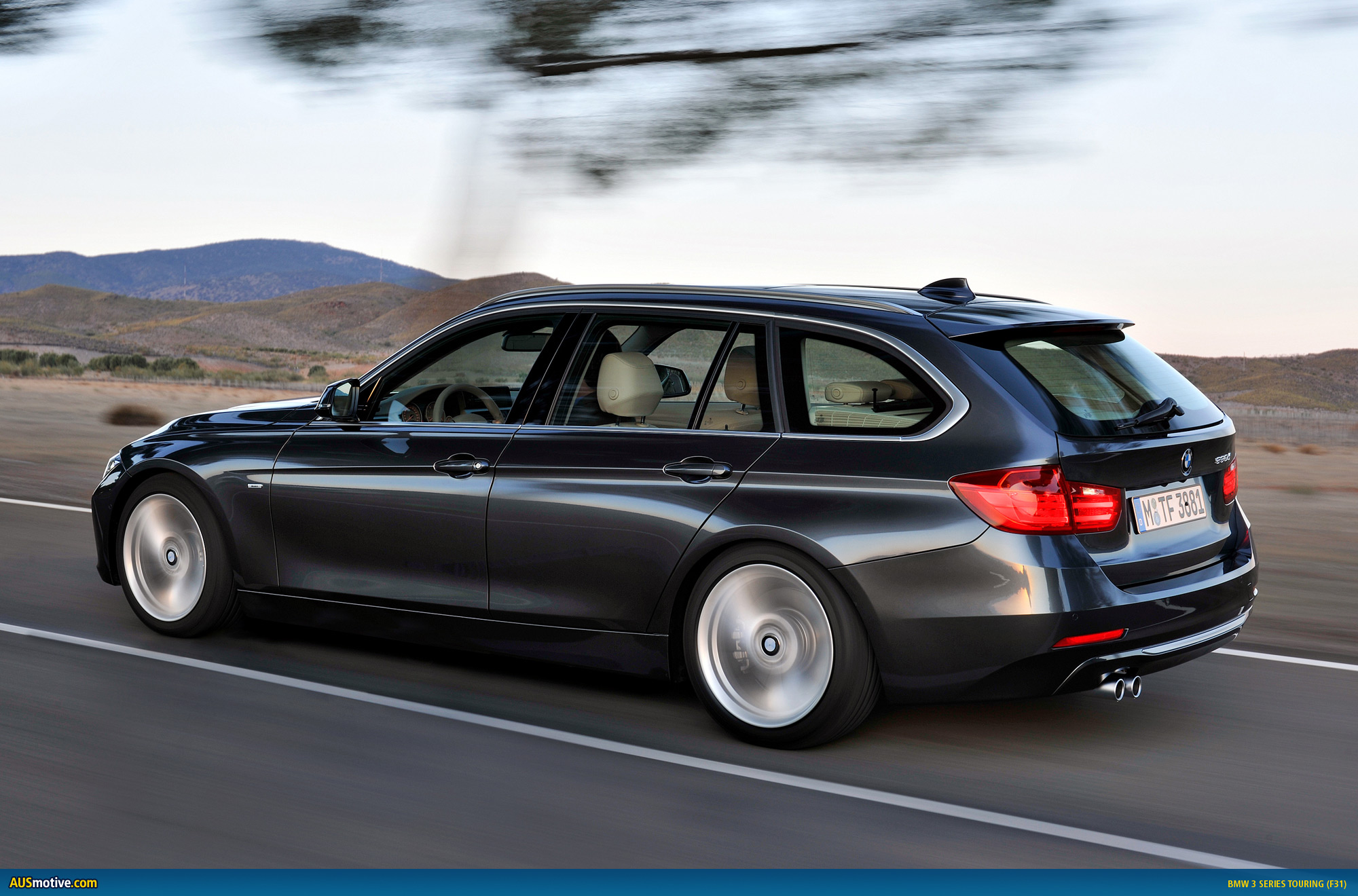 Bmw Serie 3 G20 >> AUSmotive.com » BMW 3 Series Touring revealed