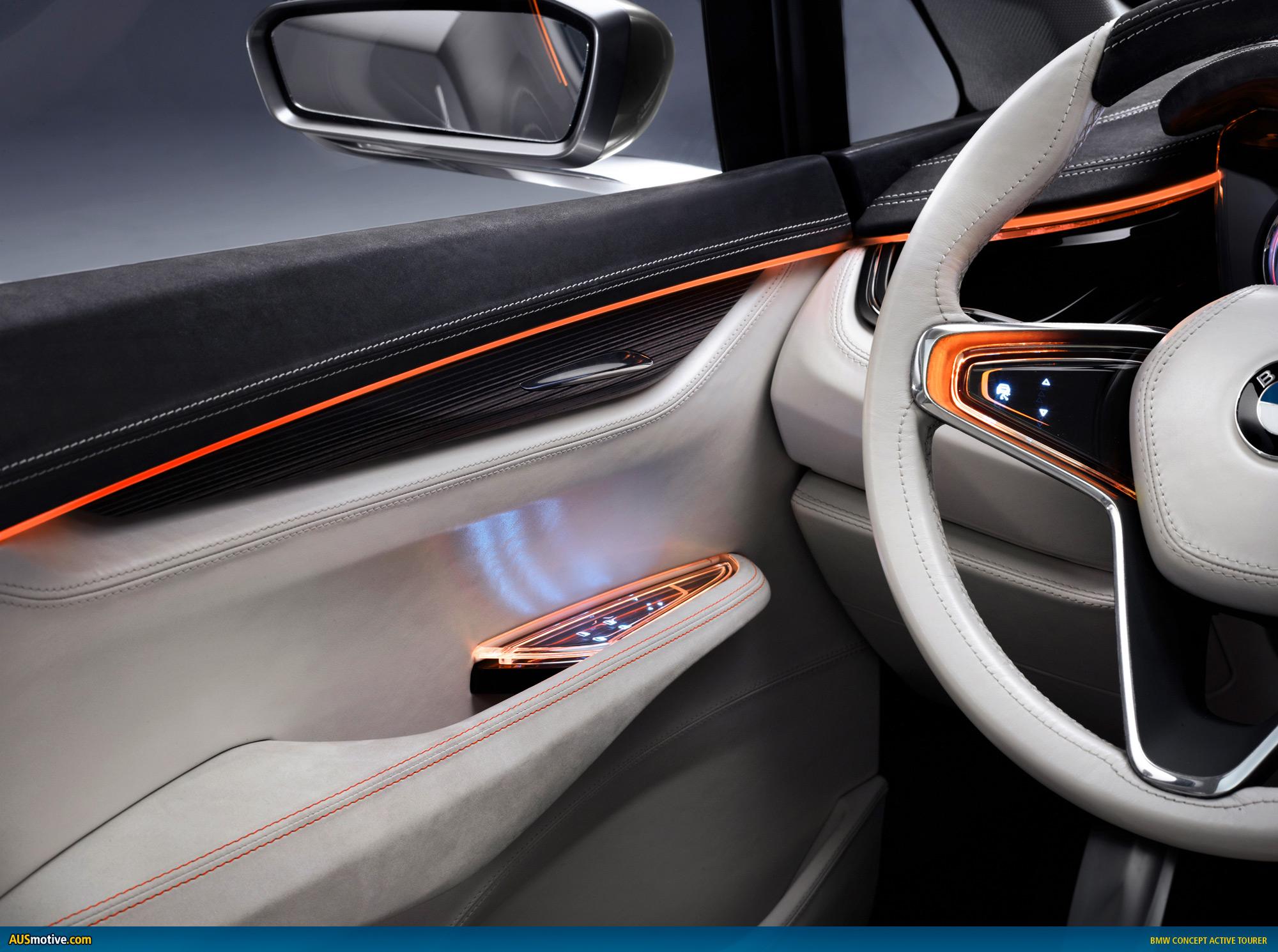 AUSmotive.com » BMW Concept Active Tourer revealed