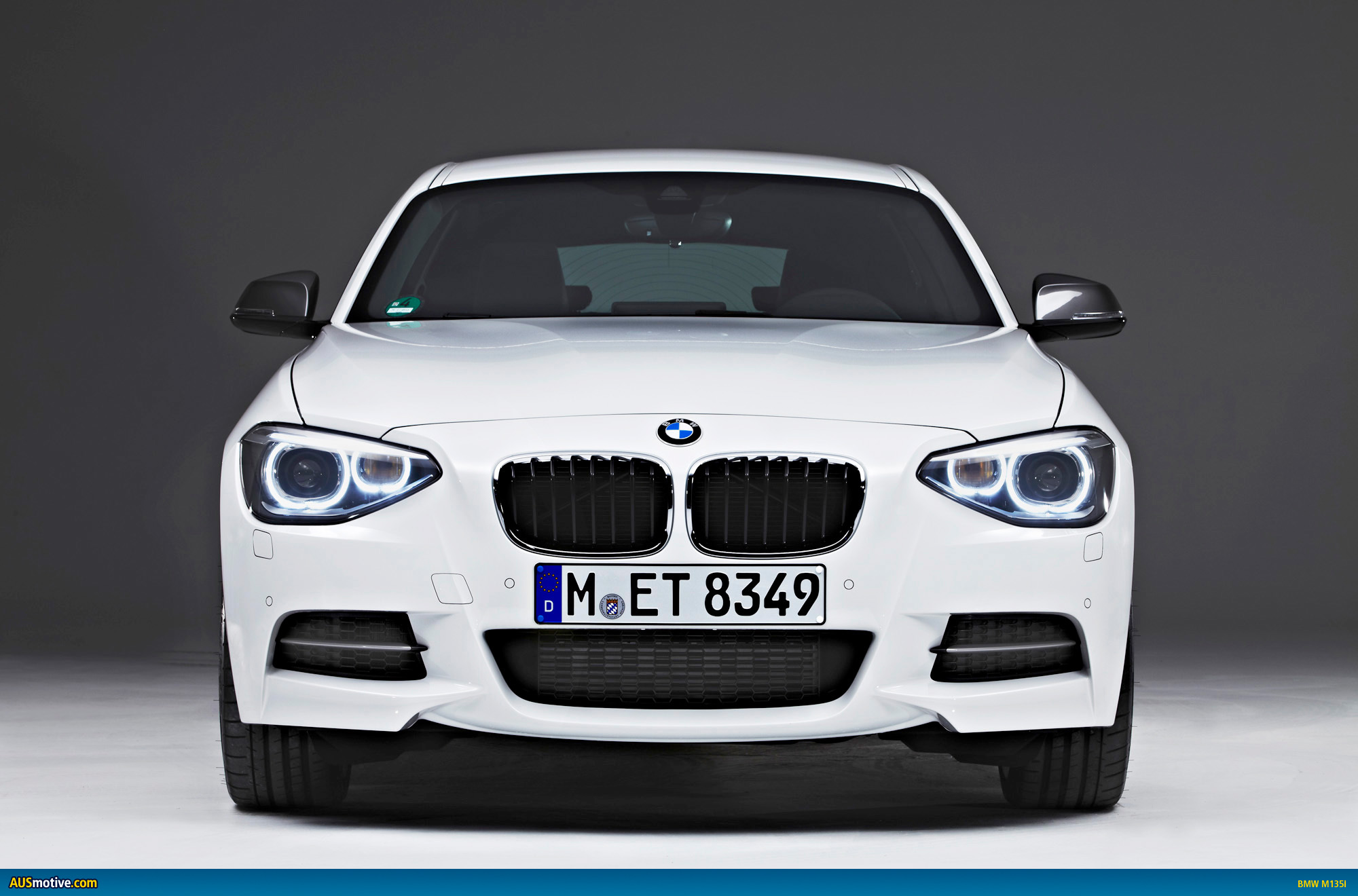 AUSmotive.com » BMW M135i revealed