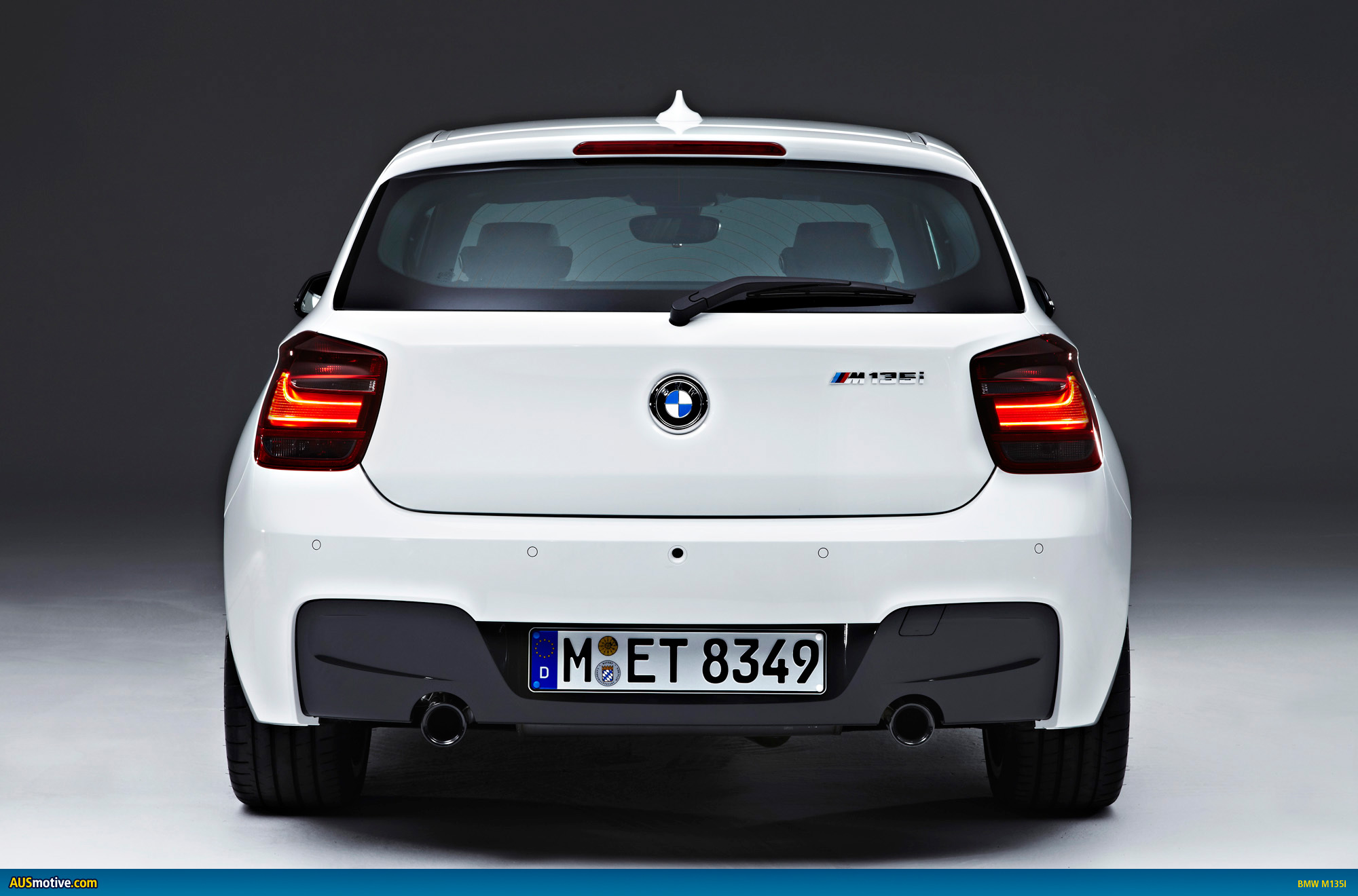 bmw m135i revealed. Black Bedroom Furniture Sets. Home Design Ideas