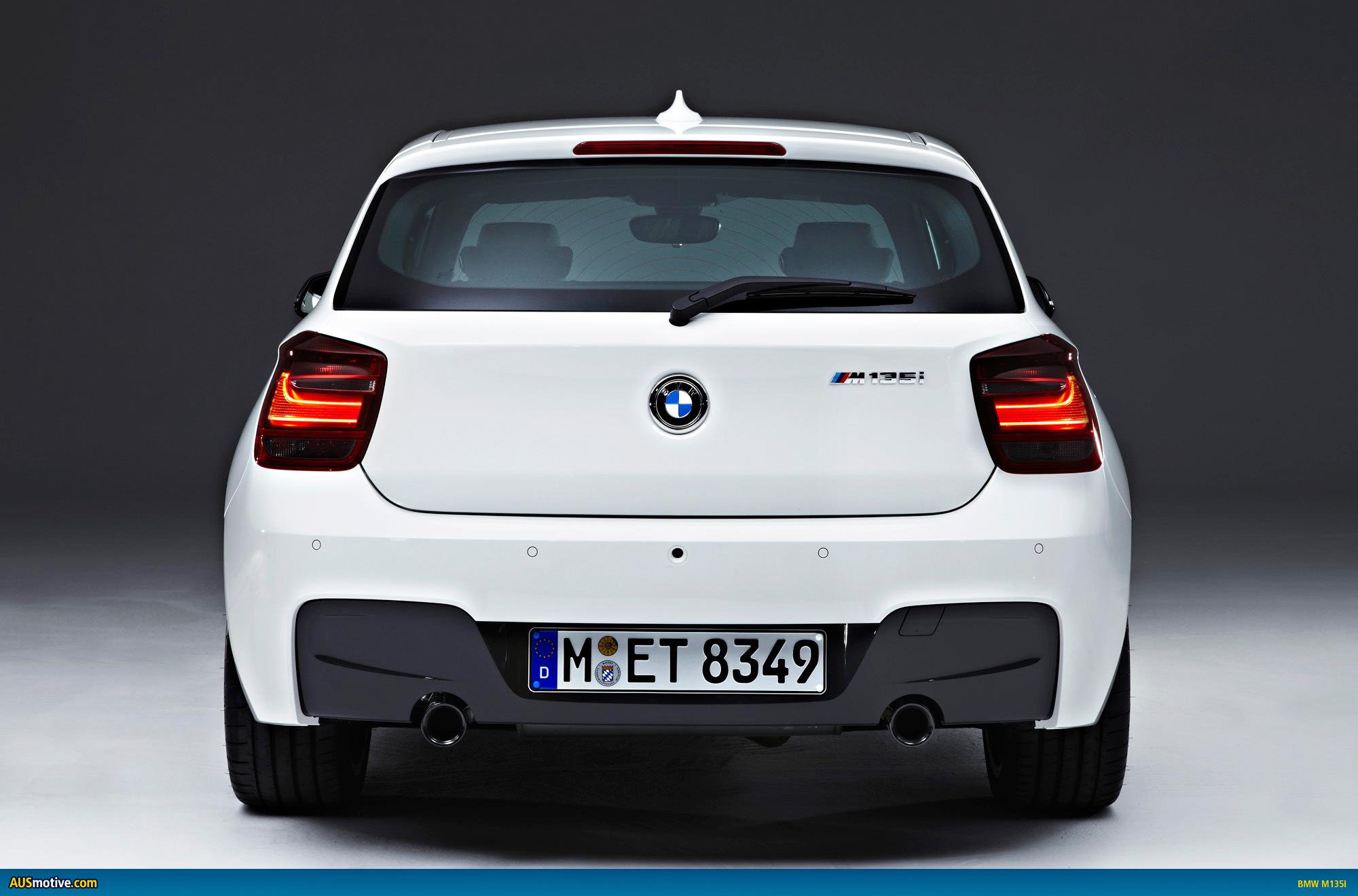 AUSmotivecom BMW Mi Australian Pricing Announced - Bmw 135i price range