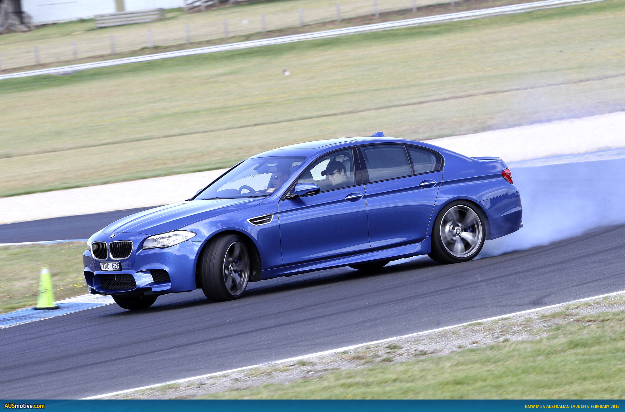 Ausmotive Com 187 Bmw M5 Now On Sale In Australia