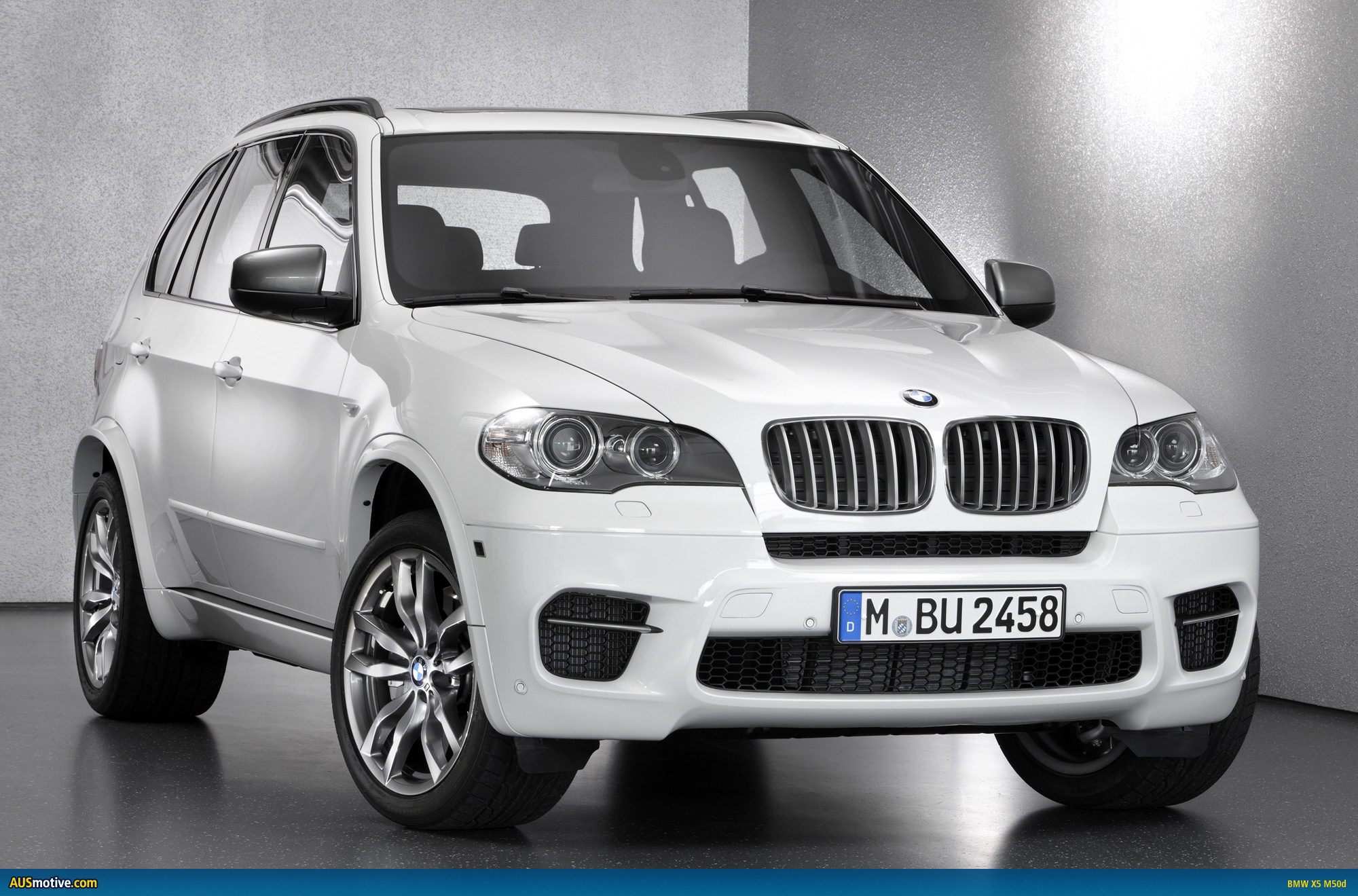 Ausmotive Com 187 Bmw X5 M50d Amp X6 M50d Australian Pricing