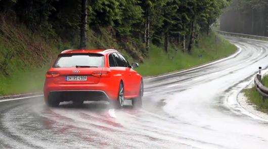 Audi RS4 reveiwed by Chris Harris
