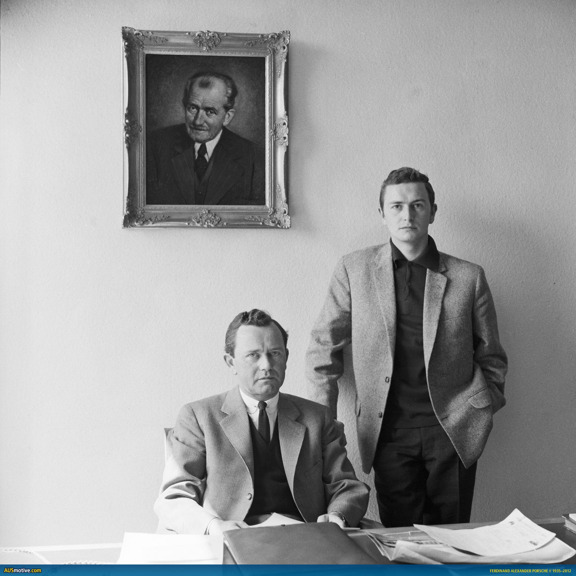 AUSmotive.com » Ferdinand Alexander Porsche 1935–2012 on exotic porsche, martini porsche, silver porsche, joe rogan porsche, best porsche, steve mcqueen's porsche,