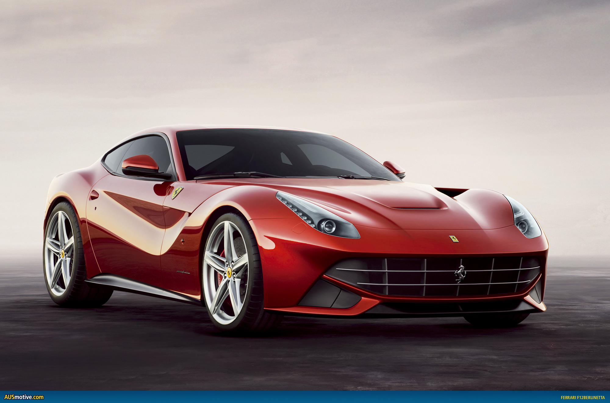 Ausmotive Com 187 Ferrari F12 Berlinetta Revealed