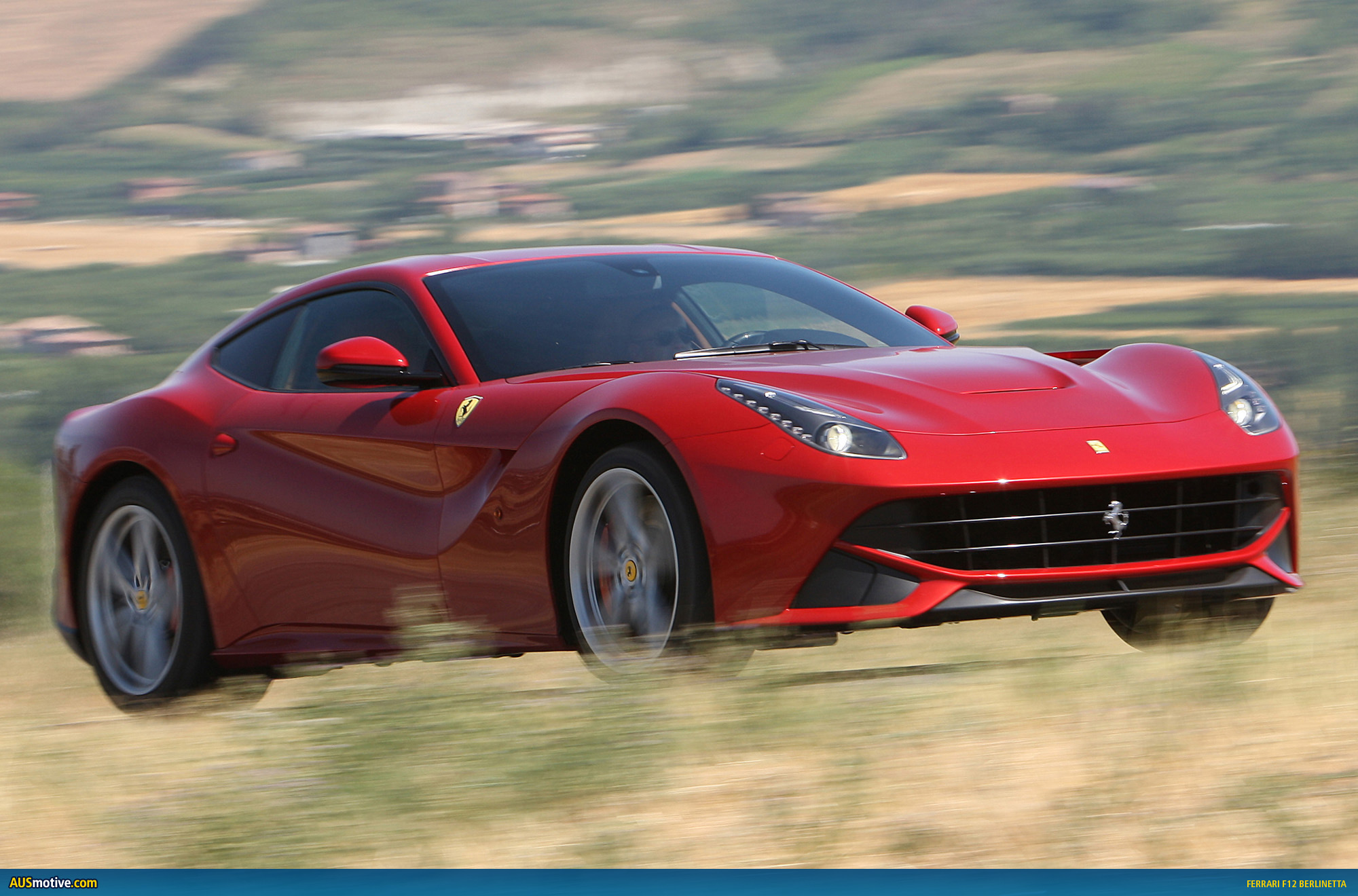 2012 Ferrari F12 Berlinetta Price Ferrari F12 Berlinetta Has