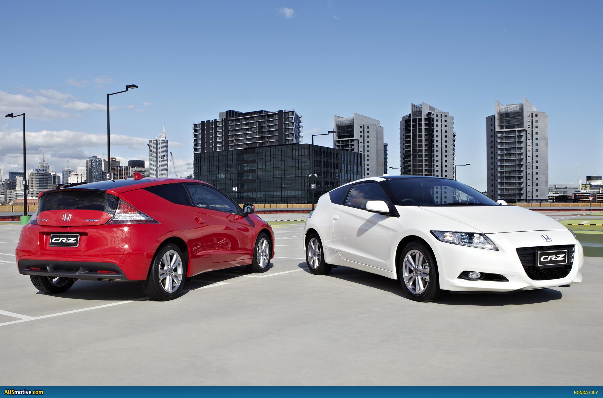 AUSmotive Honda CR Z wins 2011 Wheels COTY