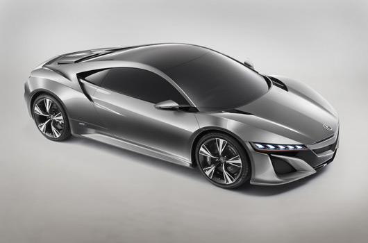 2015 Acura / Honda NSX concept