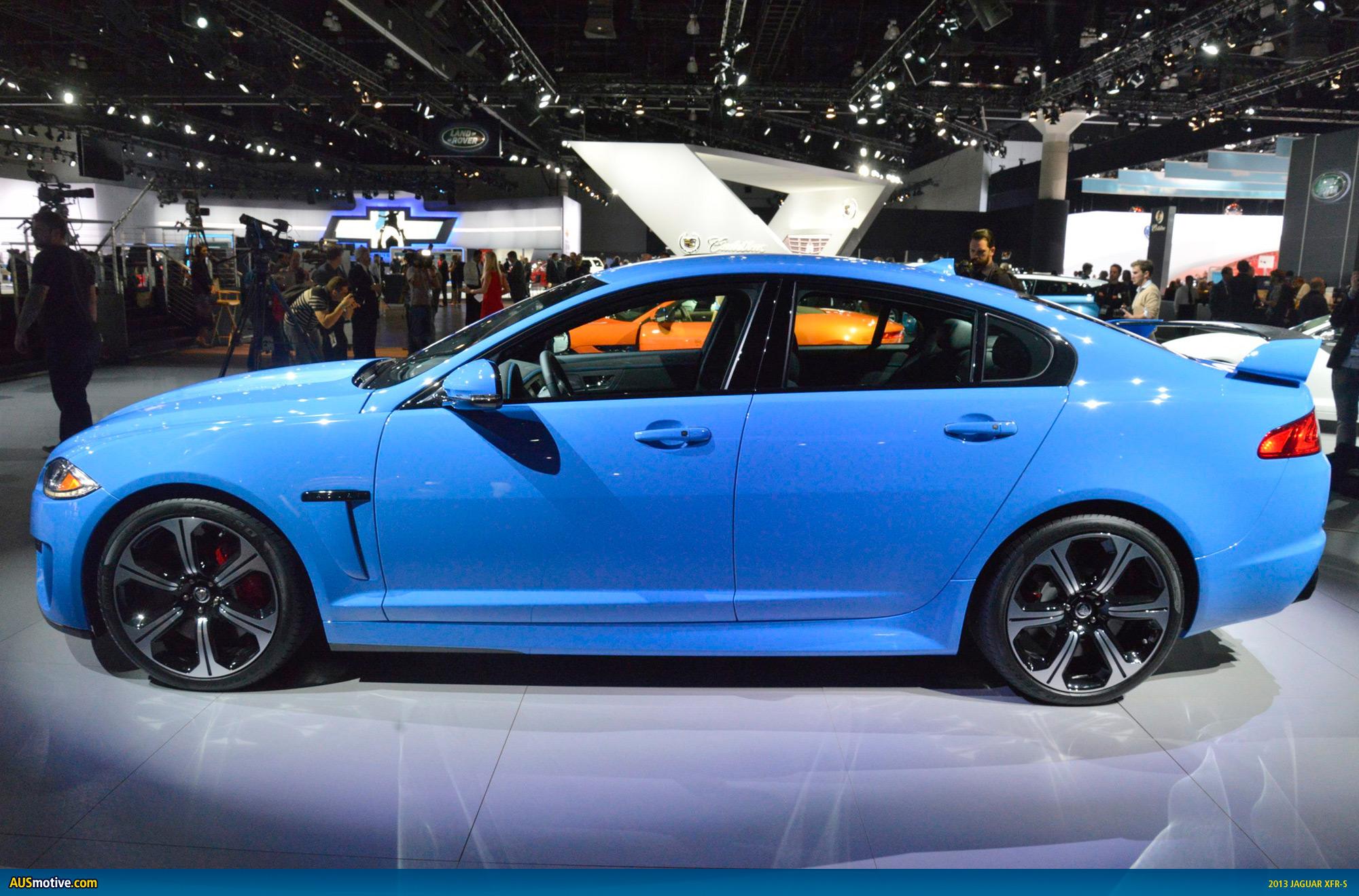 AUSmotive.com » LA 2012: Jaguar XFR-S | 2000 x 1320 jpeg 798kB