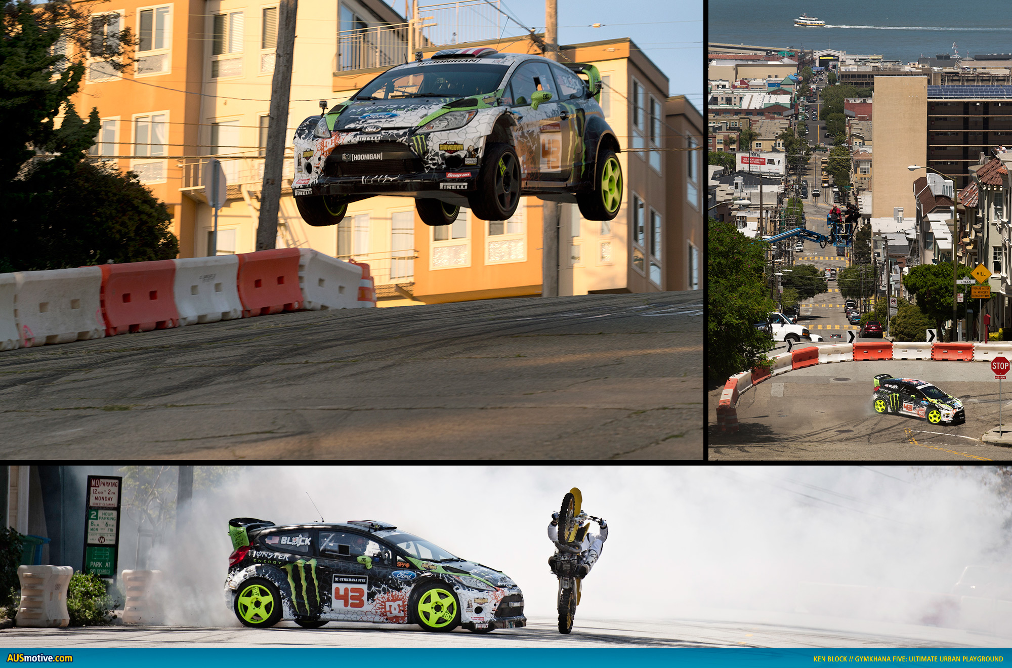 AUSmotive.com » Ken Block Gymkhana FIVE wallpapers Gymkhana 5 Wallpaper