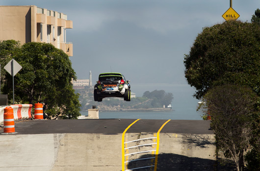 Ken Block, Gymkhana FIVE wallpaper