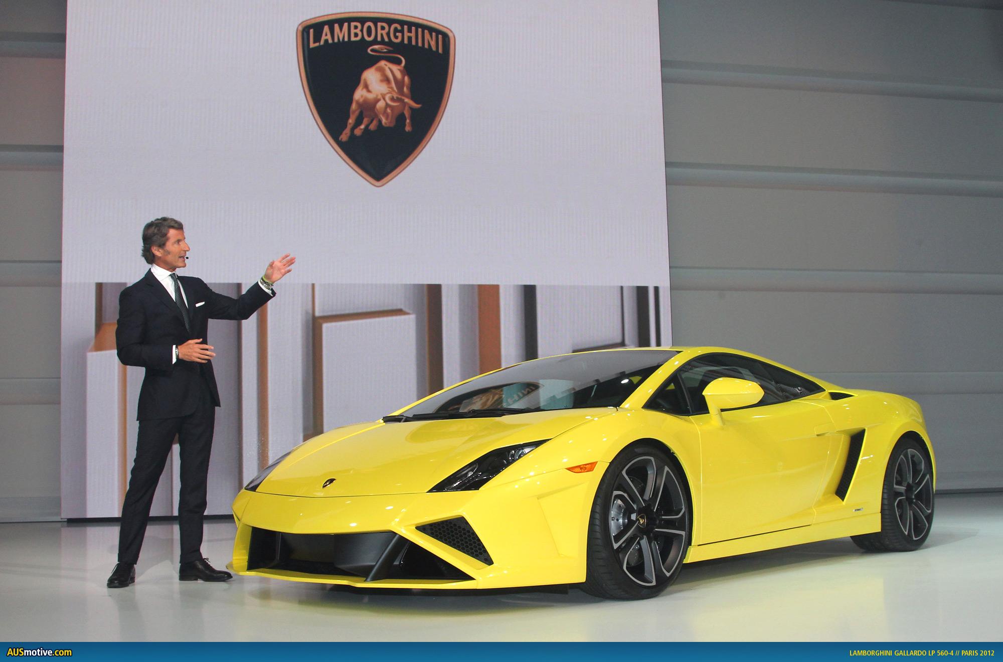 Ausmotive Com 187 Paris 2012 Lamborghini Gallardo Lp 560 4
