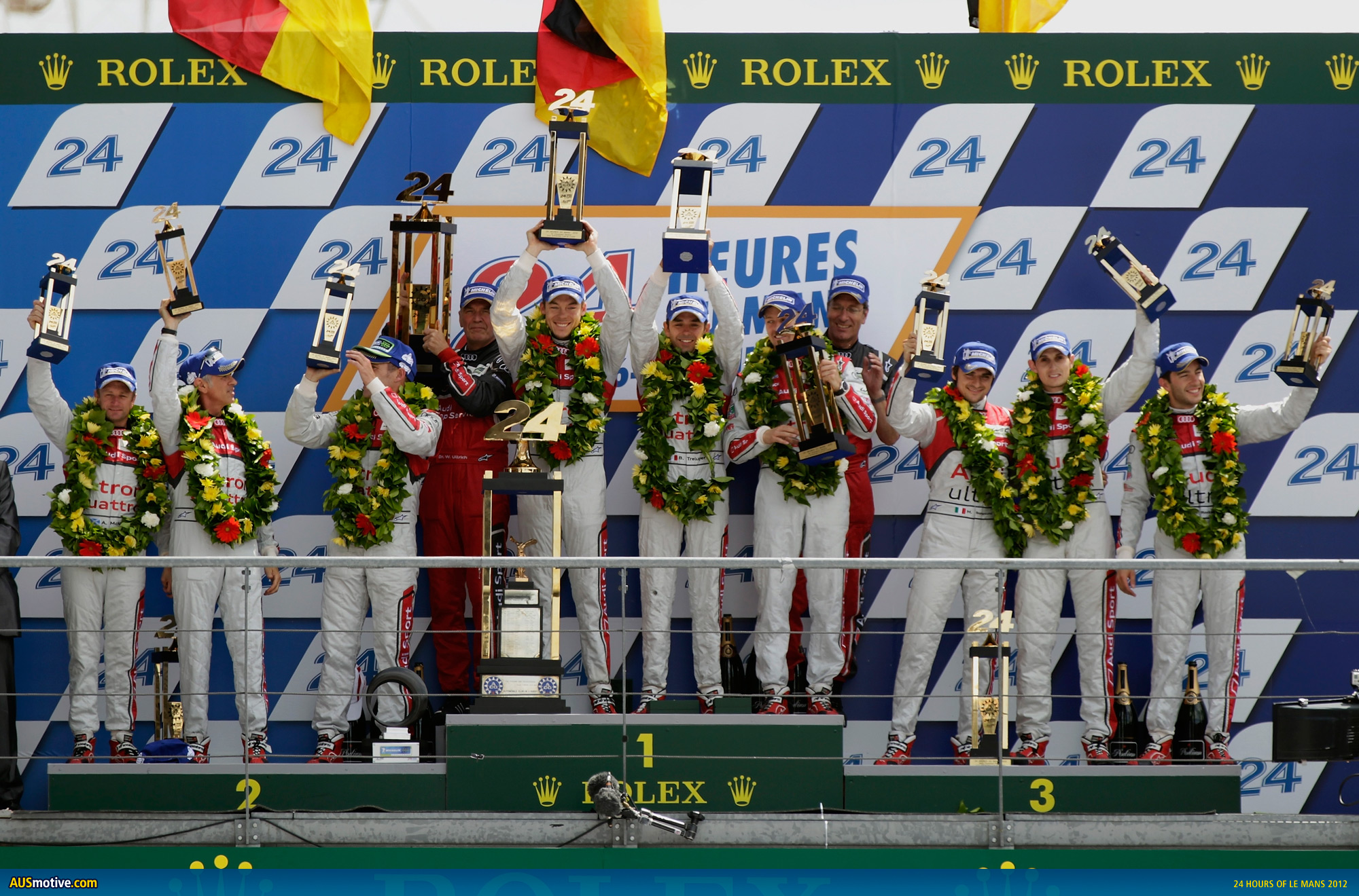 2012 24 Hours of Le Mans #