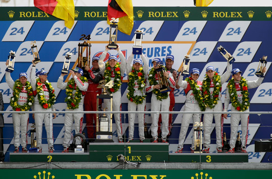 2012 Le Mans 24h: Audi post-race report - Ausmotive.com