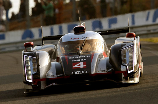 Audi wins 24 Hours of Le Mans 2012