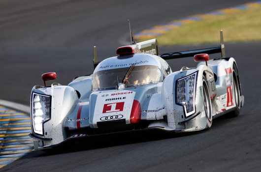 Audi dominates on way to 11th Le Mans win - Ausmotive.com