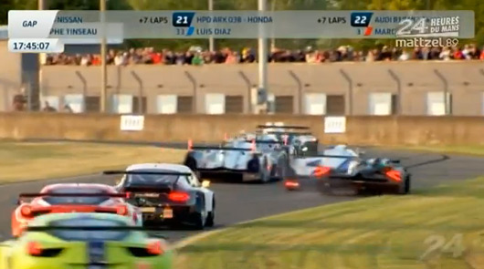Nissan DeltaWing crashes out of 2012 Le Mans