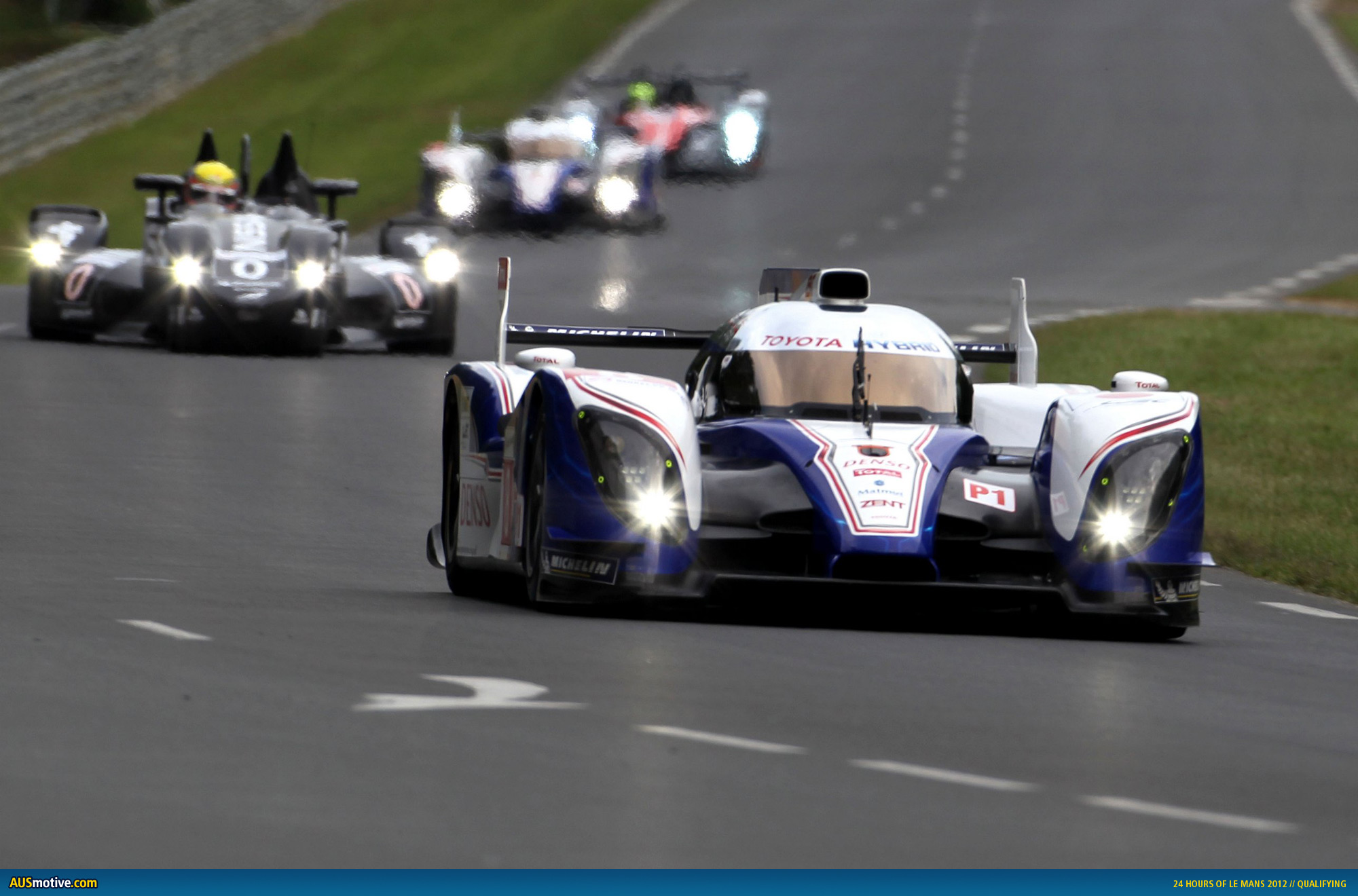 2012 le mans 24h toyota qualifying report. Black Bedroom Furniture Sets. Home Design Ideas
