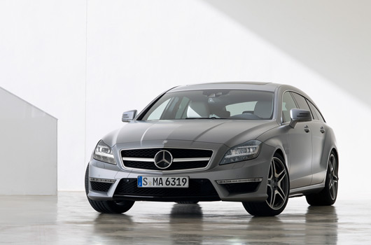 Mercedes-Benz CLS 63 AMG Shooting Brake - Ausmotive.com