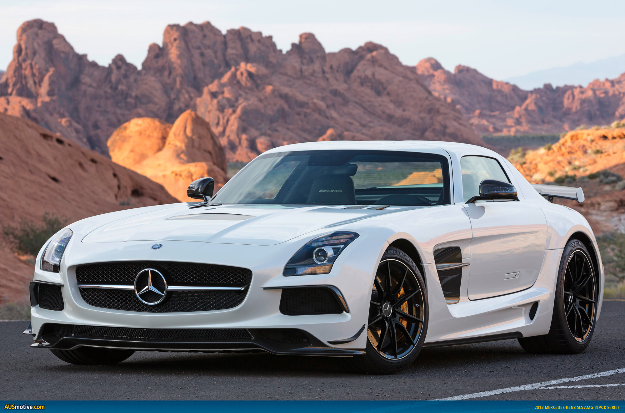 2013 mercedes sls amg black series revealed for A series mercedes benz