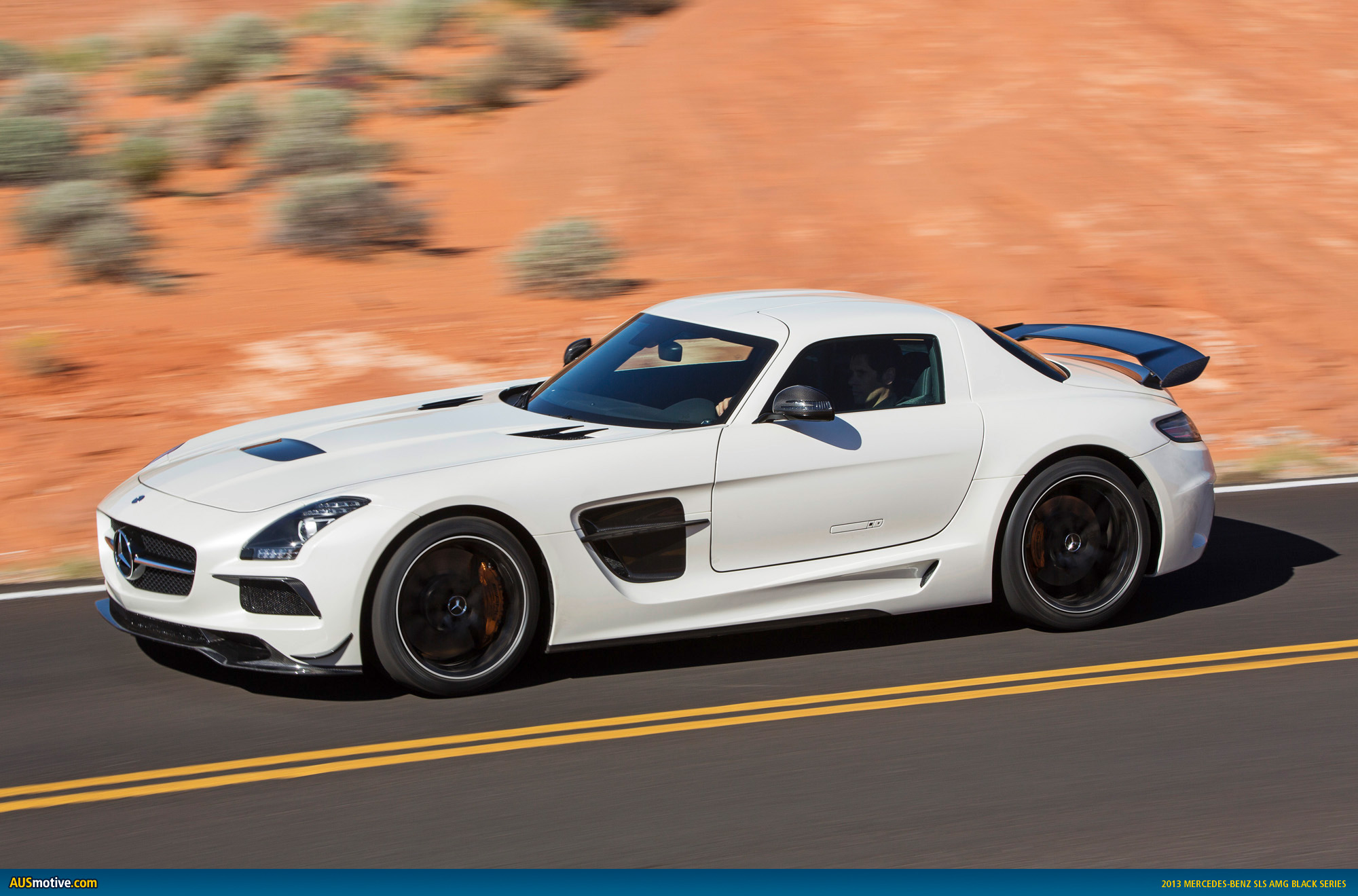 2013 mercedes sls amg black series revealed. Black Bedroom Furniture Sets. Home Design Ideas