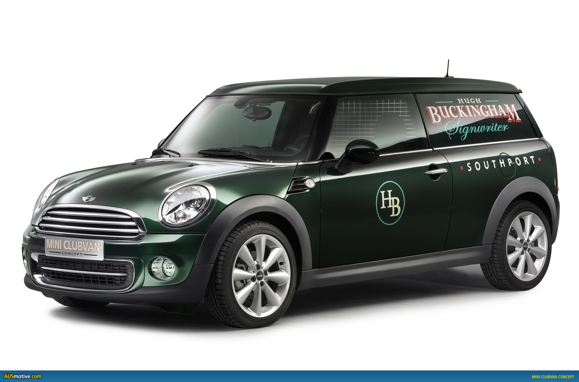 2013 Mini Clubvan Revealed for U.S. Market - MotorTrend  Mini Clubvan