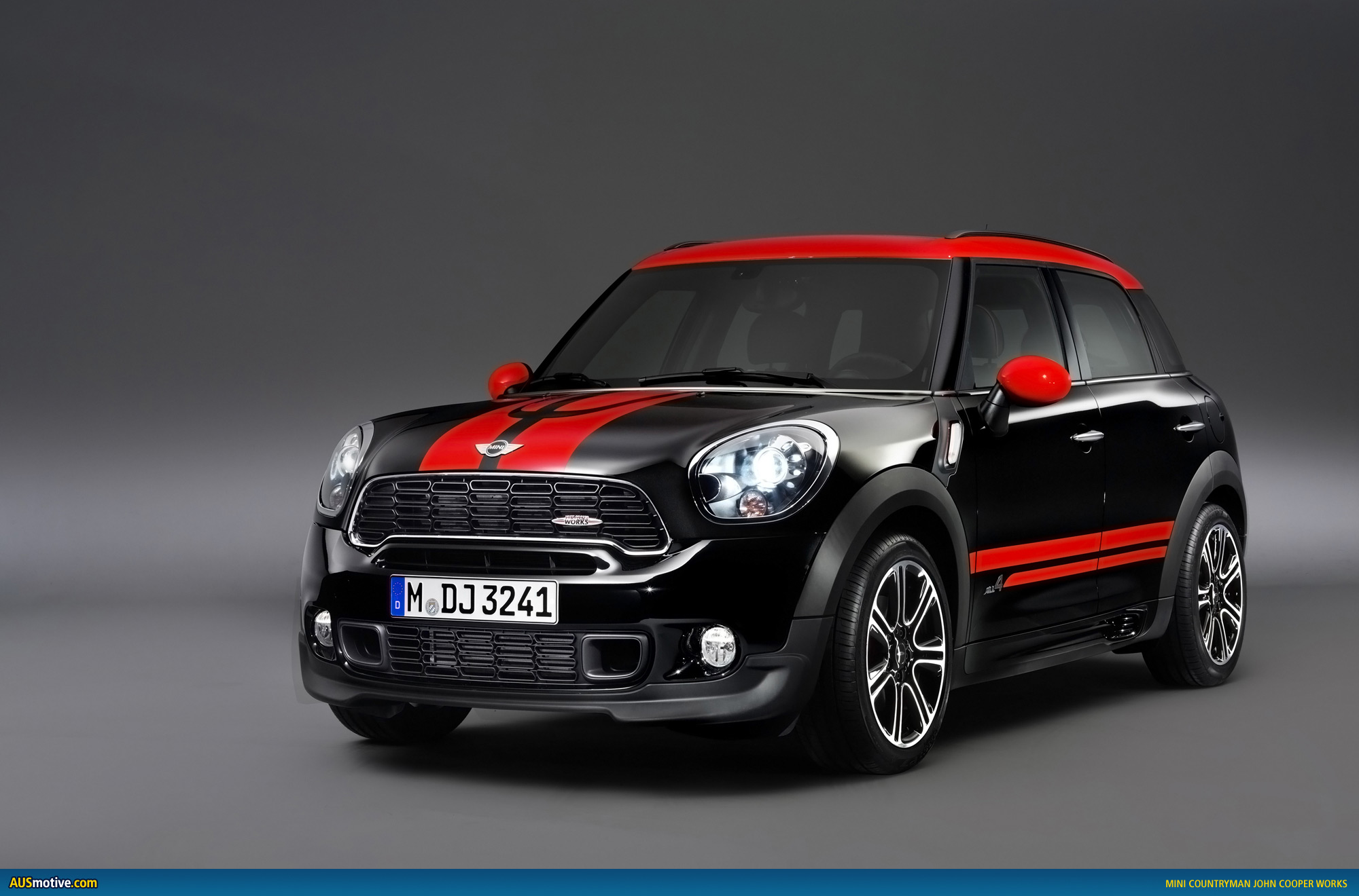 Mini Countryman John Cooper