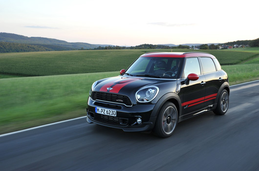 MINI Countryman John Cooper Works