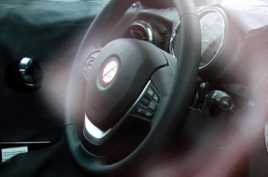 MINI-F56-interior-spied-July2012-02