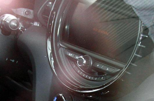 MINI-F56-interior-spied-July2012-03