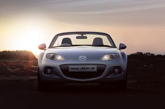 2013 Mazda MX-5 (NC3)